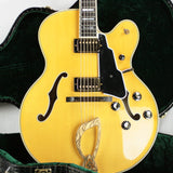 2004 Guild Bob Benedetto X-700 Stuart Honey Blonde! Solid-Carved Woods! x700 Signature Archtop