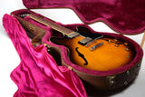 2000 Gibson ES-335 Dot Tobacco Sunburst FIGURED - w/ OHSC Hand-Signed Seymour Duncan Antiquities