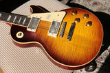 2018 Gibson 1958 Les Paul Historic Reissue! R8 58 Dark Bourbon Fade Custom Shop TH Specs
