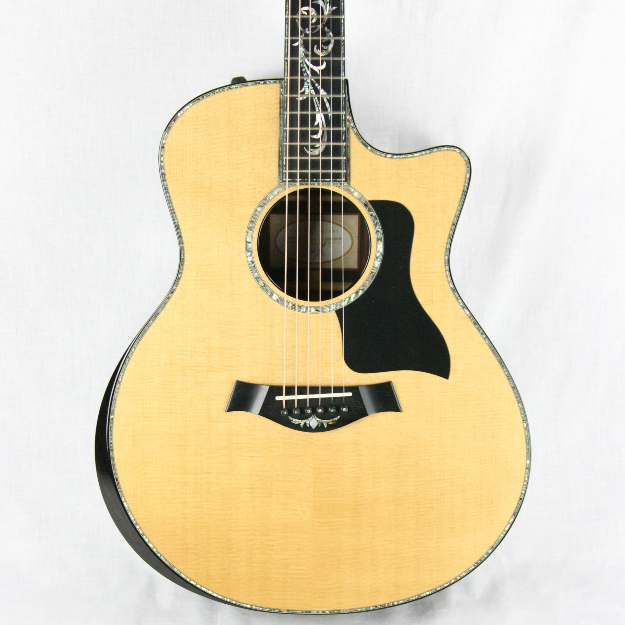 2013 Taylor PS 16CE Grand Symphony Presentation Series COCOBOLO & SITKA! Acoustic Guitar 916 914 PS