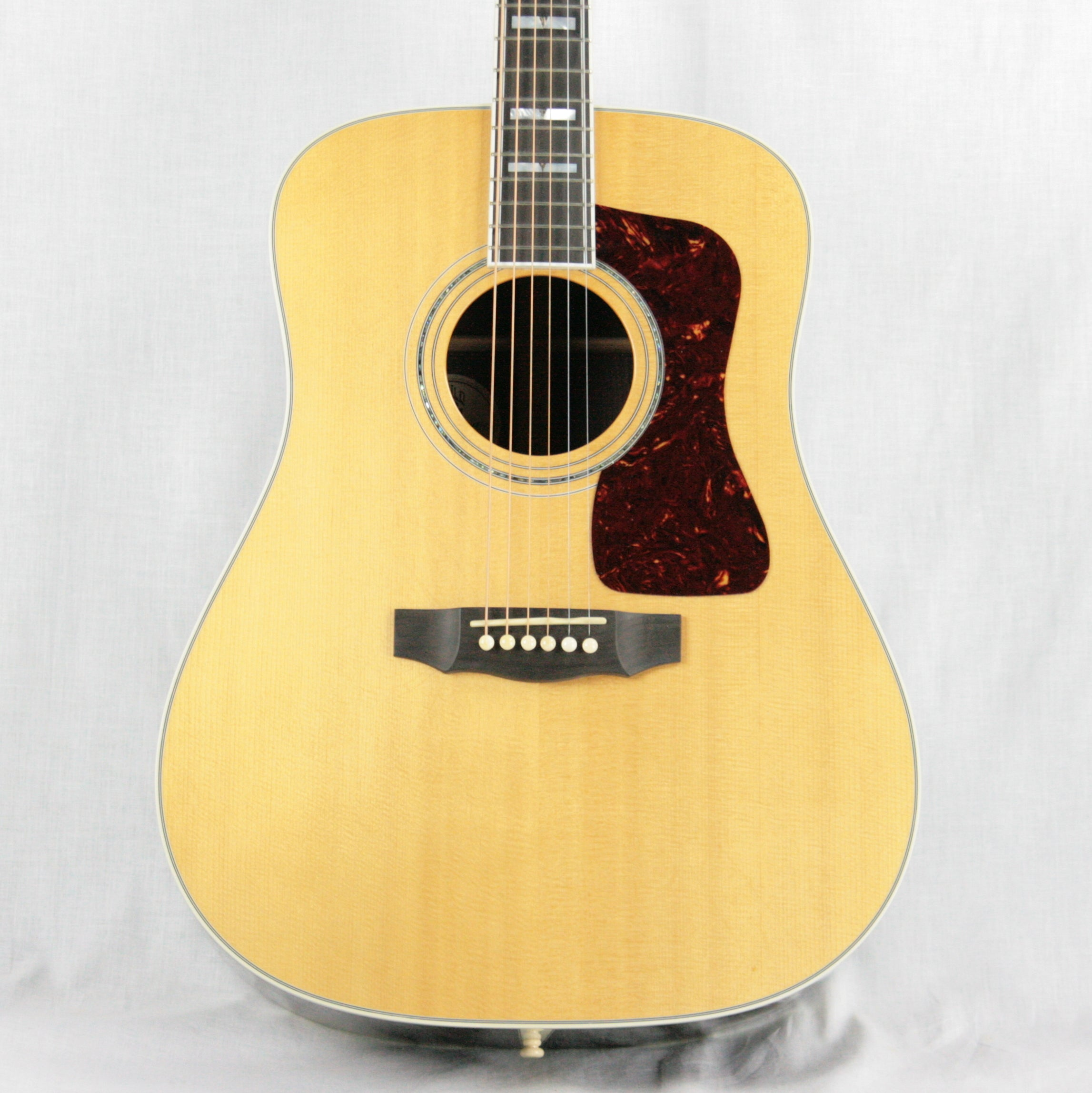 2010 Guild D-55 Natural Acoustic Dreadnought Guitar! New Hartford USA Made! d50 f50