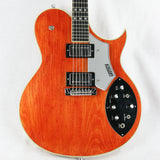 1978 Gretsch Chet Atkins Super Axe ORANGE 7680 Model! Phaser/Compressor 7681