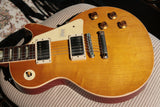 2018 Gibson AGED 1958 Les Paul Historic Reissue! R8 58 Double Dirty Lemon Custom Shop TH Specs