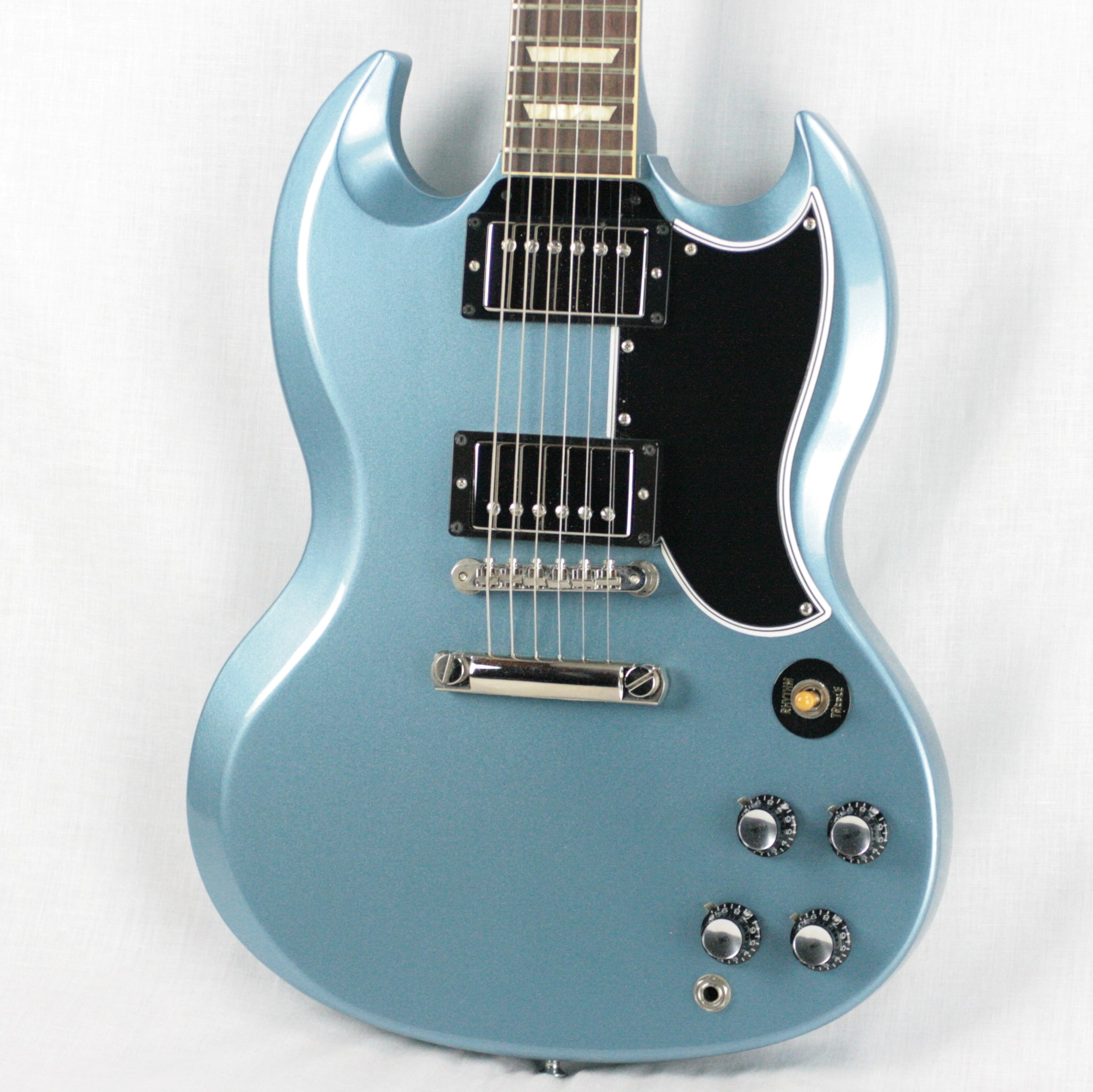 2014 Gibson Custom Shop Historic '61 Les Paul SG Standard Pelham Blue Reissue 1961