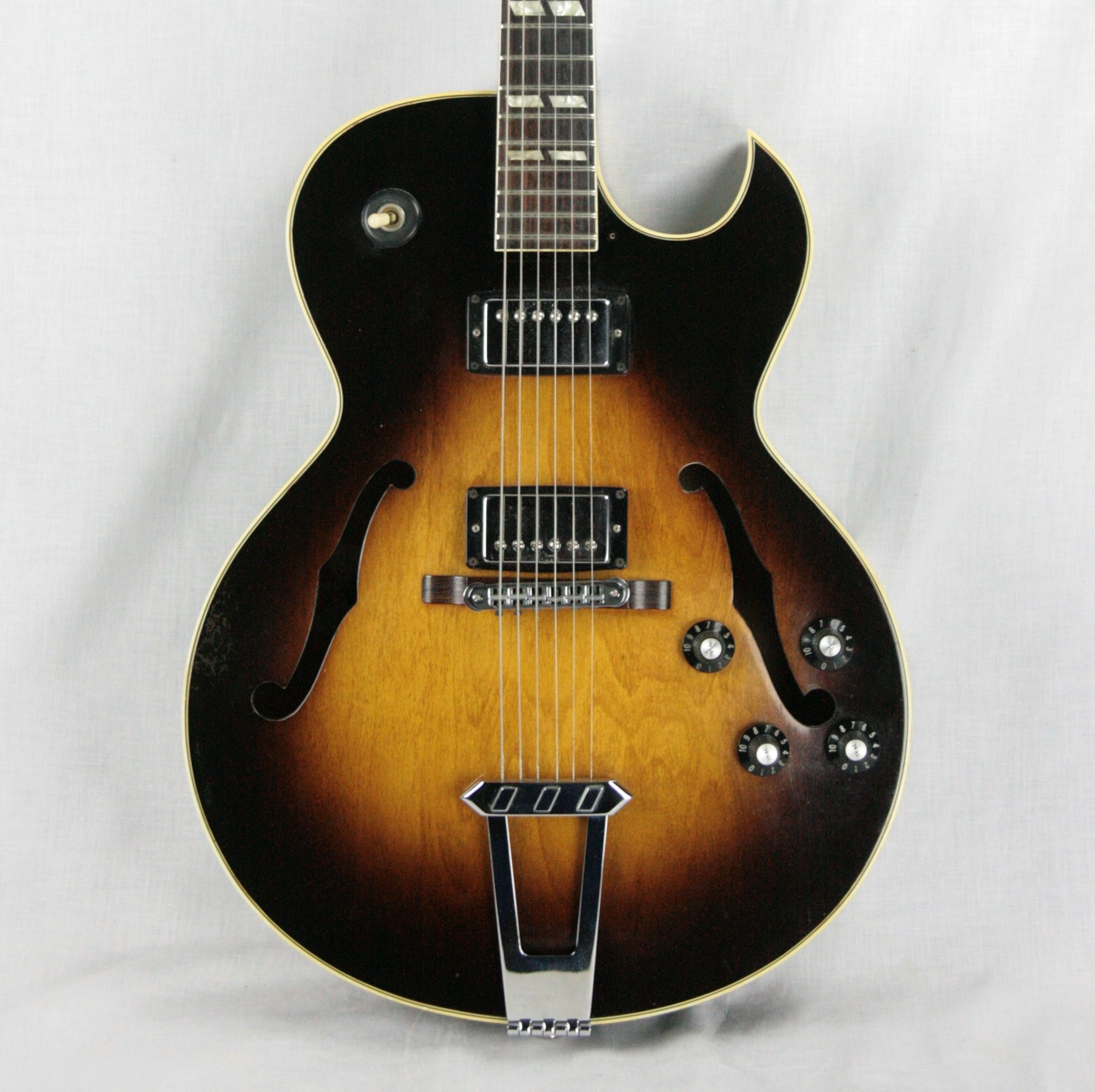 1981 Gibson ES-175 D Archtop Jazz Electric Guitar! Tobacco Sunburst! 335 355