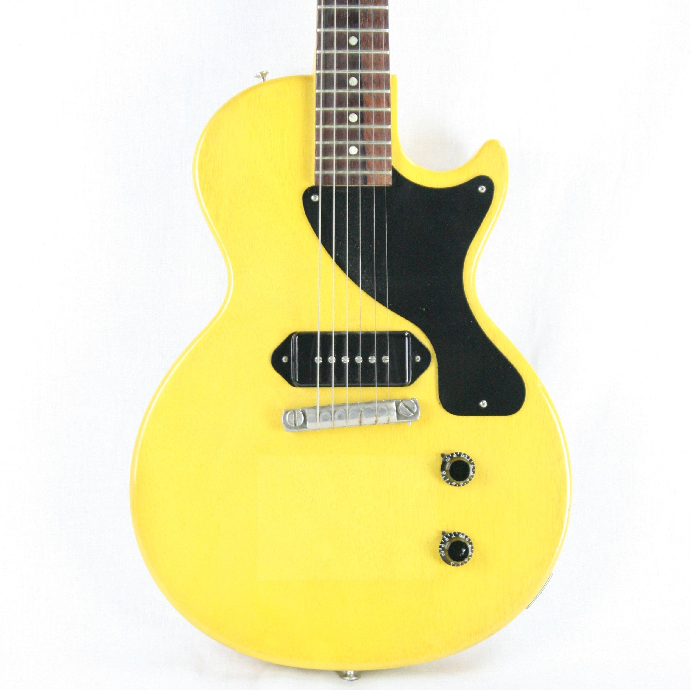 2004 Gibson 57 Les Paul Jr. TV YELLOW! 1957 Reissue Custom Shop Junior Historic