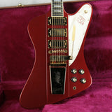 2003 Gibson Firebird VII Candy Apple Red EBONY Board Limited Edition Maestro