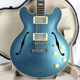2019 Collings I-35 Deluxe Pelham Blue Aged 60's Neck/Throbak SLE101/Custom Inlays!