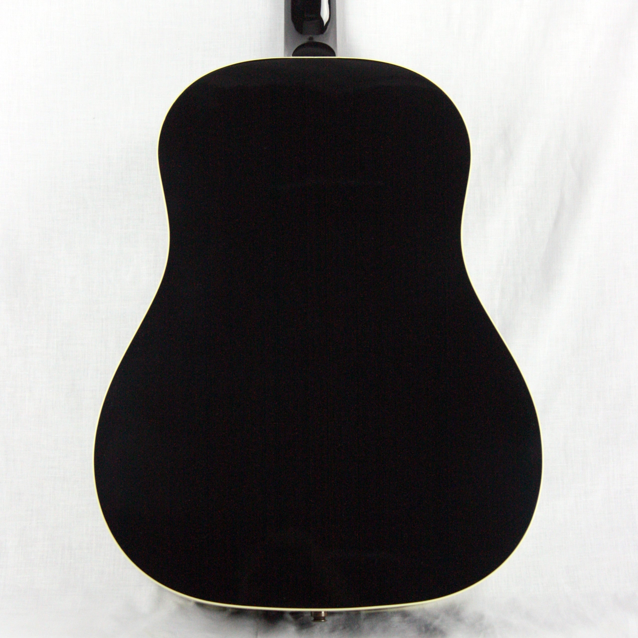 1960's Gibson Custom Shop Limited Edition J-45 BLACK! White Pickguard ebony 1968 style 50 dreadnought
