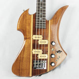 c. 1981 BC Rich USA Mockingbird KOA Bass w/ Original Case! Collector-Grade!
