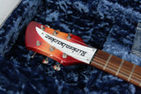 2014 Rickenbacker Model 1996 SPC F-Hole Toaster Pickups Rose Morris 325 John Lennon