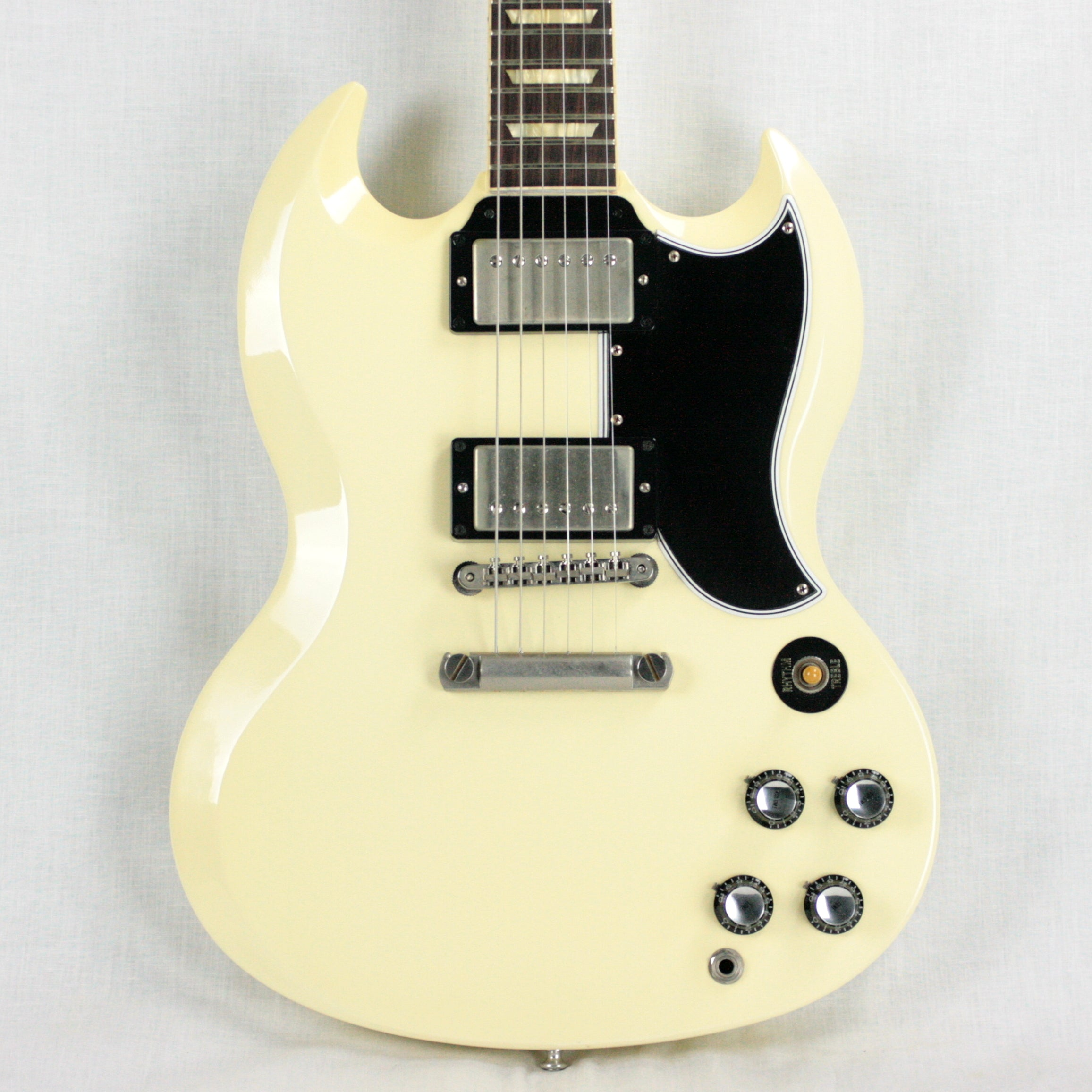 2013 Gibson Custom Shop Historic '61 Les Paul SG Standard White VOS Reissue 1961