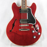 2011 Gibson Custom Shop ES-339 Antique Cherry Red! Semi-Hollowbody! ES-335 but Smaller