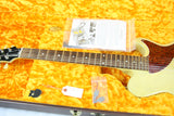 2011 Johan Gustavsson Bluesmaster Junior TV Yellow! Gibson Les Paul Jr. style!