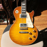 2018 Gibson 1959 BRAZILIAN ROSEWOOD Les Paul Historic Reissue! R9 59 Custom Shop TH Spec KILLER TOP
