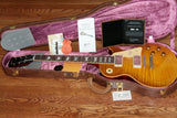 2018 Gibson 1959 Les Paul Historic Reissue! R9 59 HONEY LEMON FADE Custom Shop TH Spec