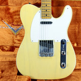 "Fender Custom Shop Masterbuilt 1954 Telecaster ""Gloria"" Transition Blonde Limited Edition"