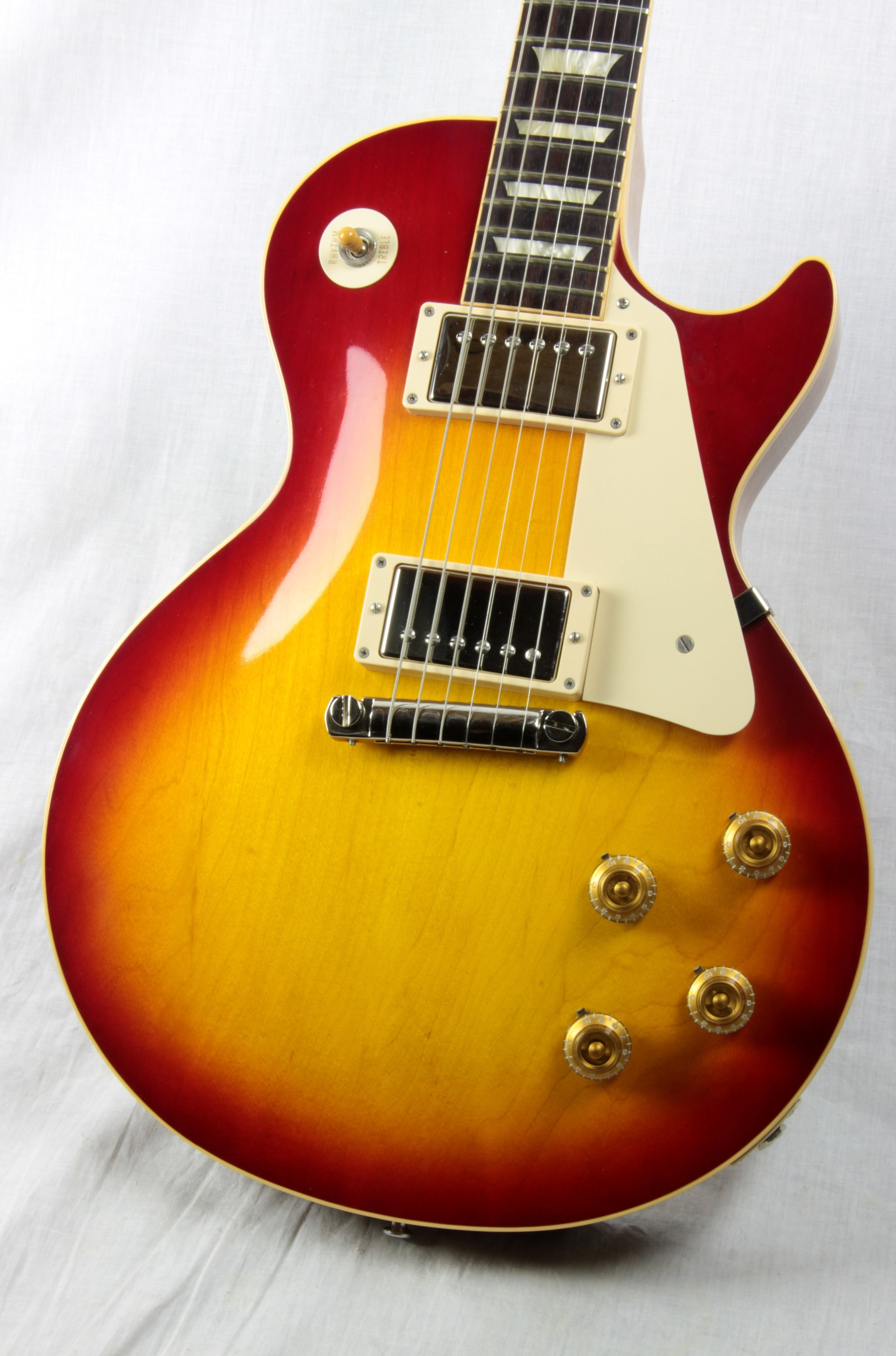 2010 Gibson '55 Reissue Les Paul HOT MOD Custom Shop Historic LP R9 59 1955
