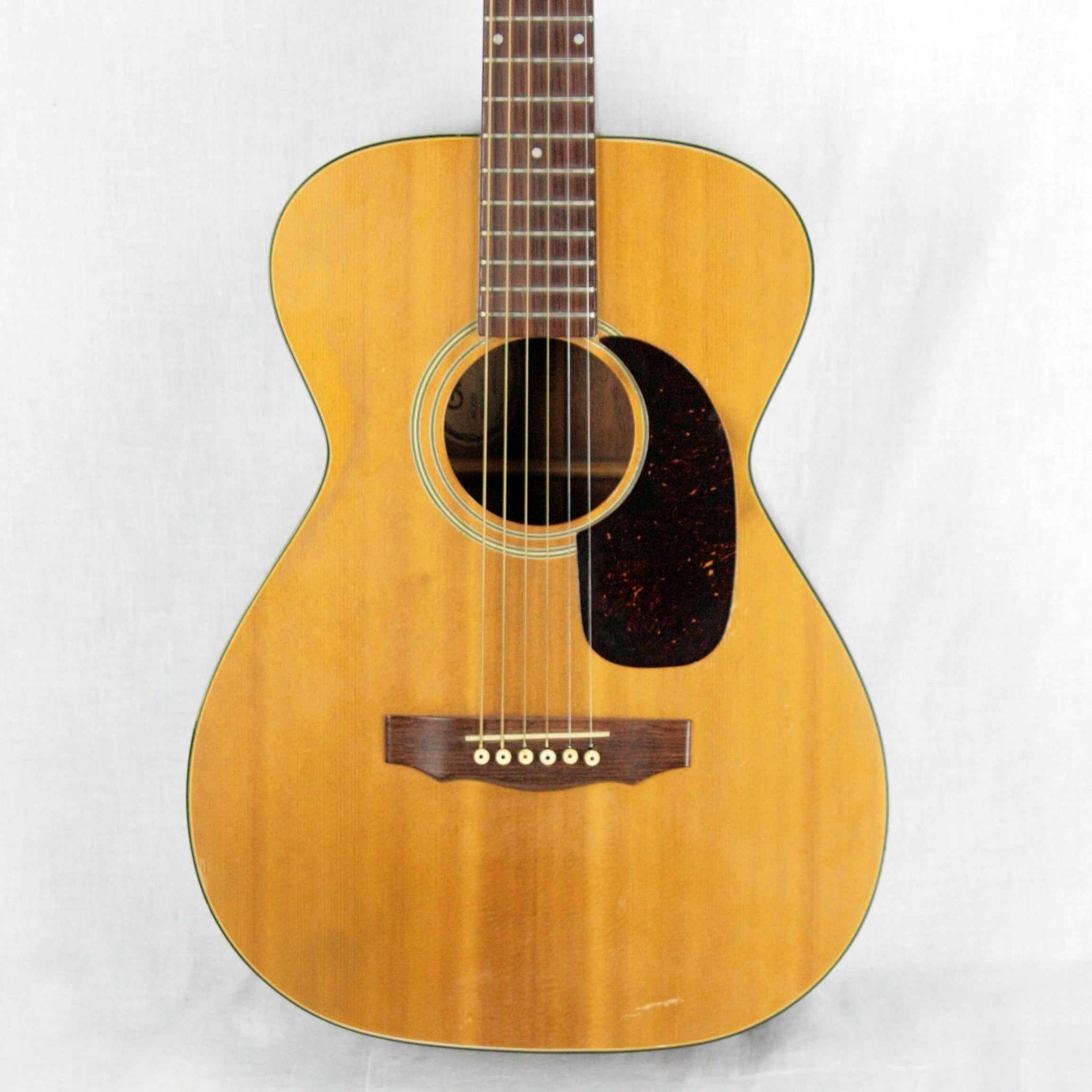 1976 Guild F-20 NT Troubador Natural Acoustic Guitar! Small-Body Vintage