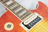2005 Gibson Les Paul Standard Flametop Faded Cherry Sunburst plus Zebra Pickups!