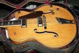1956 Gretsch 6193 Country Club RARE NATURAL w/ Dearmond Pickups! white falcon size