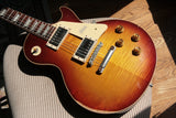 2018 Gibson 1959 HEAVY AGED Bourbon Burst Les Paul Historic Reissue! R9 59 Custom Shop