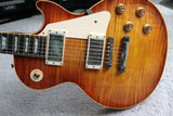 1996 Gibson '59 Les Paul Reissue Flametop Sunburst! 1959 R9 LP CLEAN! BIG TOP!
