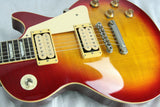 1980 Tokai Reborn Old LS-120 Lawsuit Les Paul! Solid Top LS120 Sunburst Nitro Finish