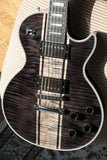 2018 Gibson Custom Shop Les Paul WHITE SCORPION! Flametop, Limited Block Inlay Model!