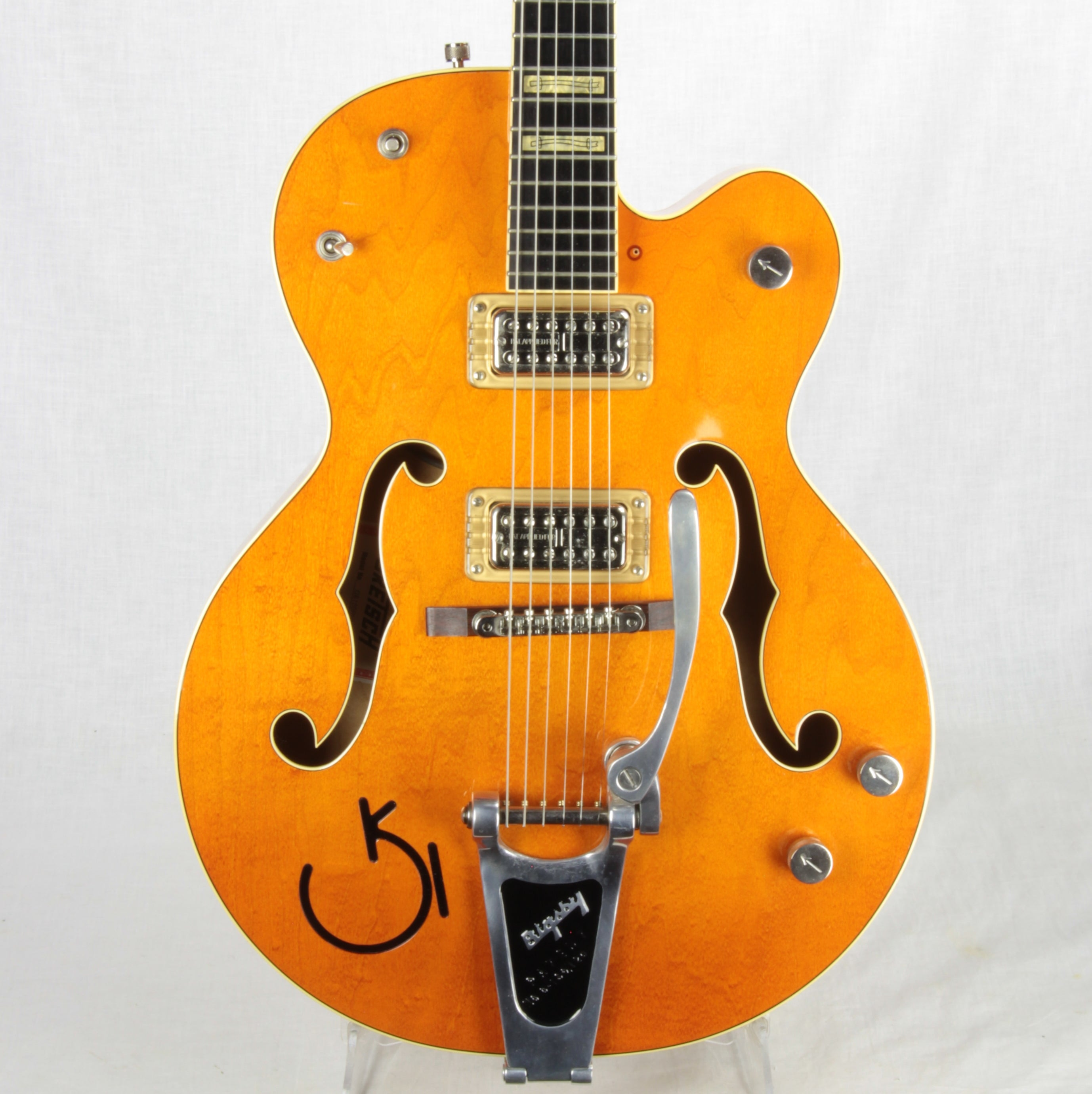 2005 Gretsch Reverend Horton Heat 6120 Chet Atkins Model G6120RHH TV Jones Bigsby