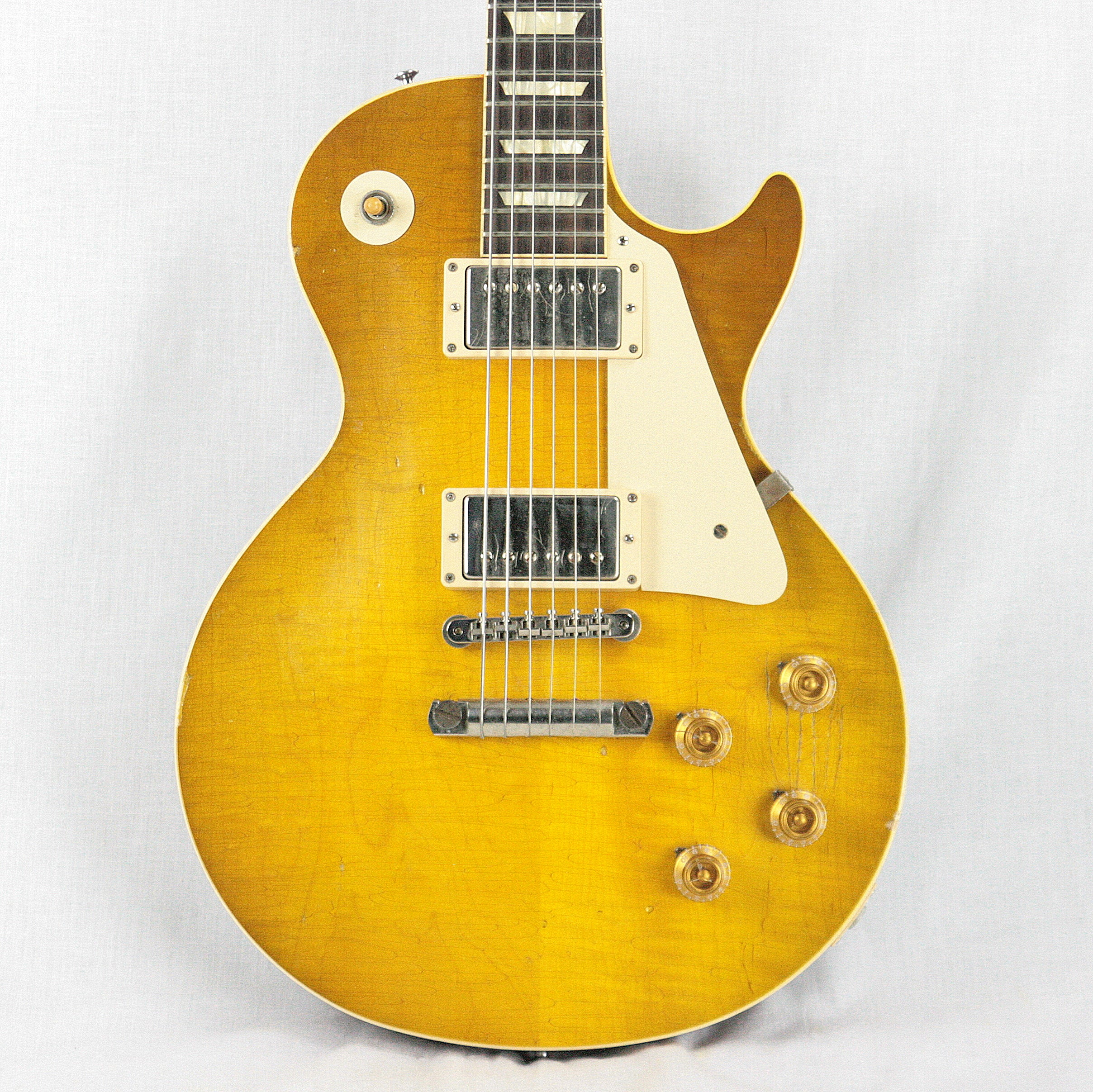 1959 Gibson Les Paul Collector's Choice CC#13 Spoonful Burst Murphy Aged R9 59 Reissue