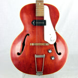 1961 Epiphone Century E422T Cherry with Stinger Headstock! James Bay vintage gibson es-125t