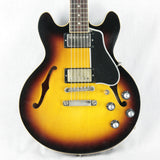 2010 Gibson Custom Shop ES-339 Sunburst w/ OHSC Repaired Headstock 335 smaller
