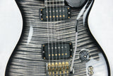 2017 PRS Private Stock 408 Signature! Paul Reed Smith INCREDIBLE TOP! African Blackwood Charcoal Smoked Burst