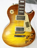 2017 Gibson 1958 Reissue Les Paul Standard ICED TEA VOS 58 Reissue R8 True Historic Specs!