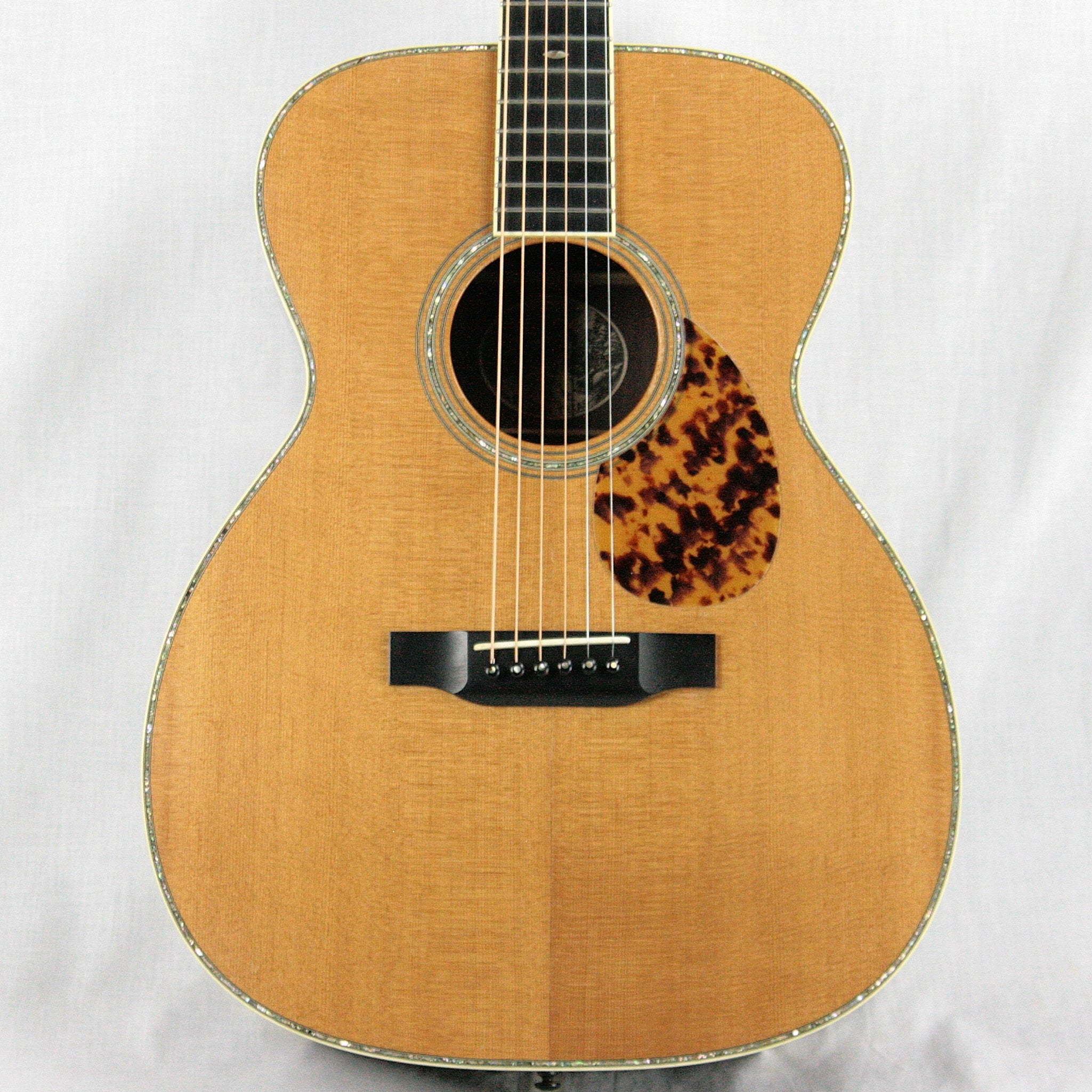 1997 Collings OM41 Spruce Top & Rosewood Back/Sides OM-41 Signed by Bill