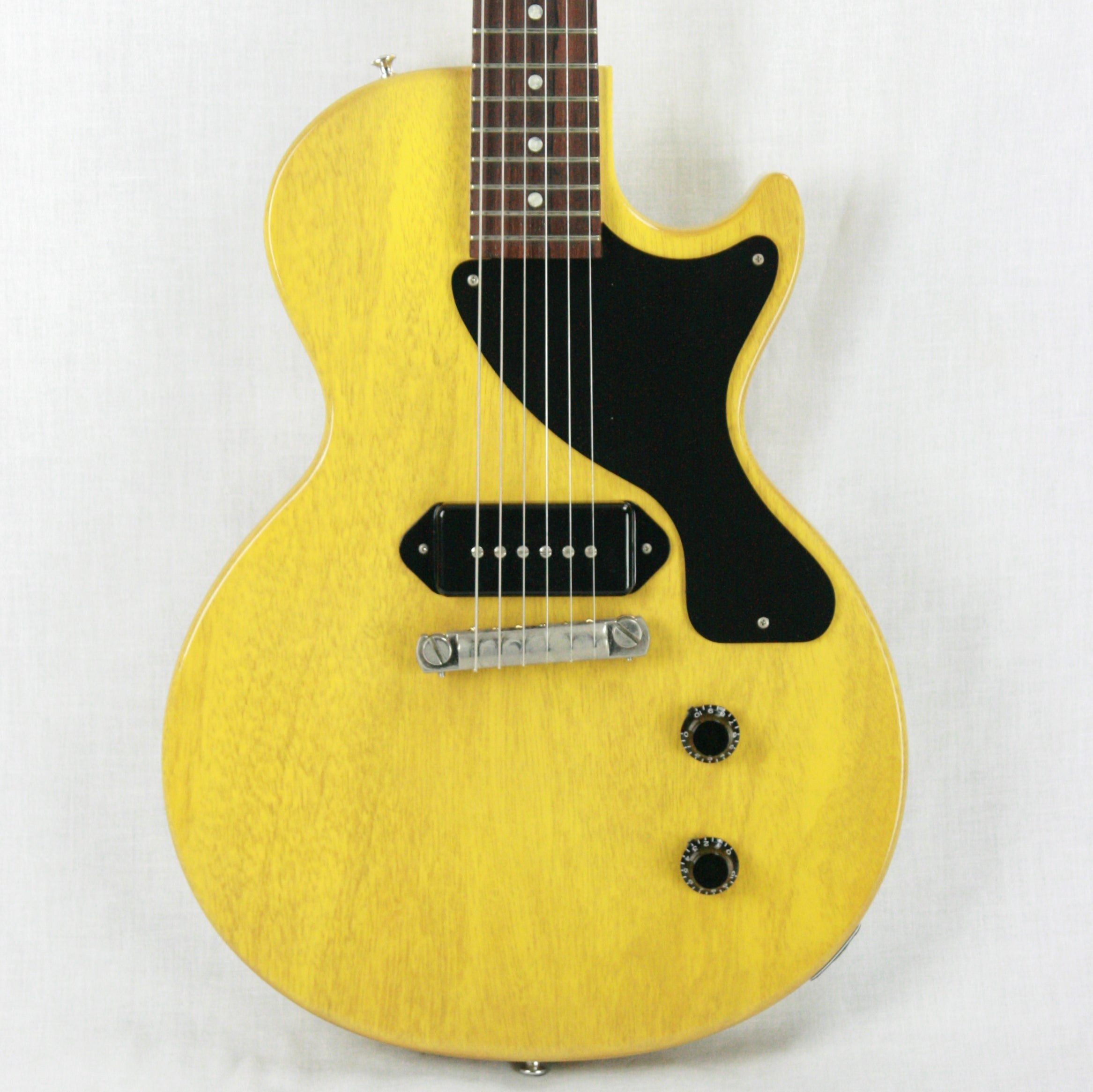 2002 Gibson 1957 Les Paul TV Yellow Jr. Custom Shop! LP Junior 57 Reissue! P90 Single Cutaway! Historic