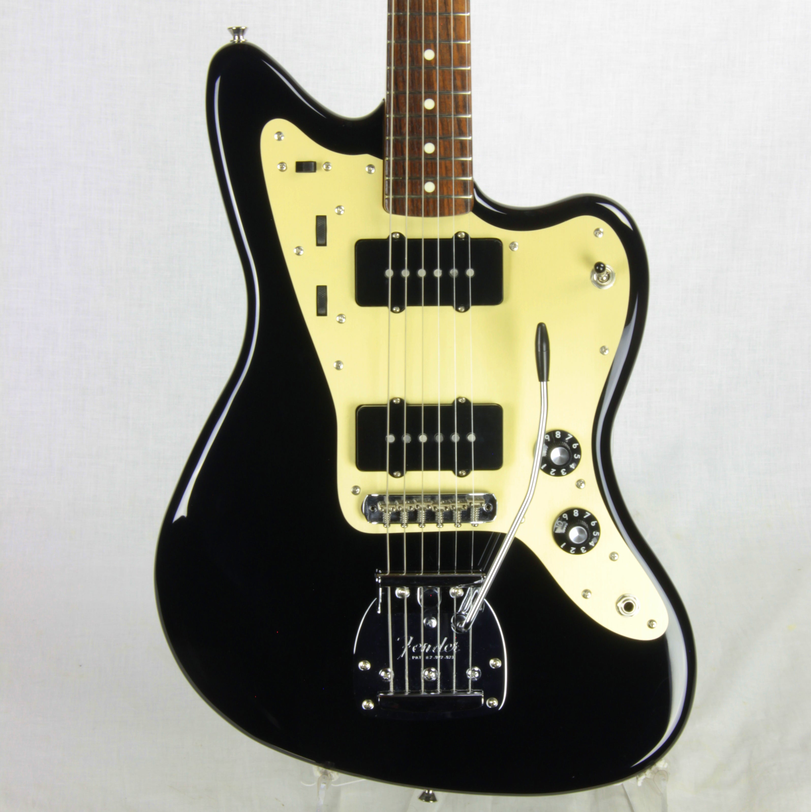 Fender Japan INORAN '59 Reissue Jazzmaster Black Anodized Guard! '65 USA American Vintage Pickups! MIJ JD