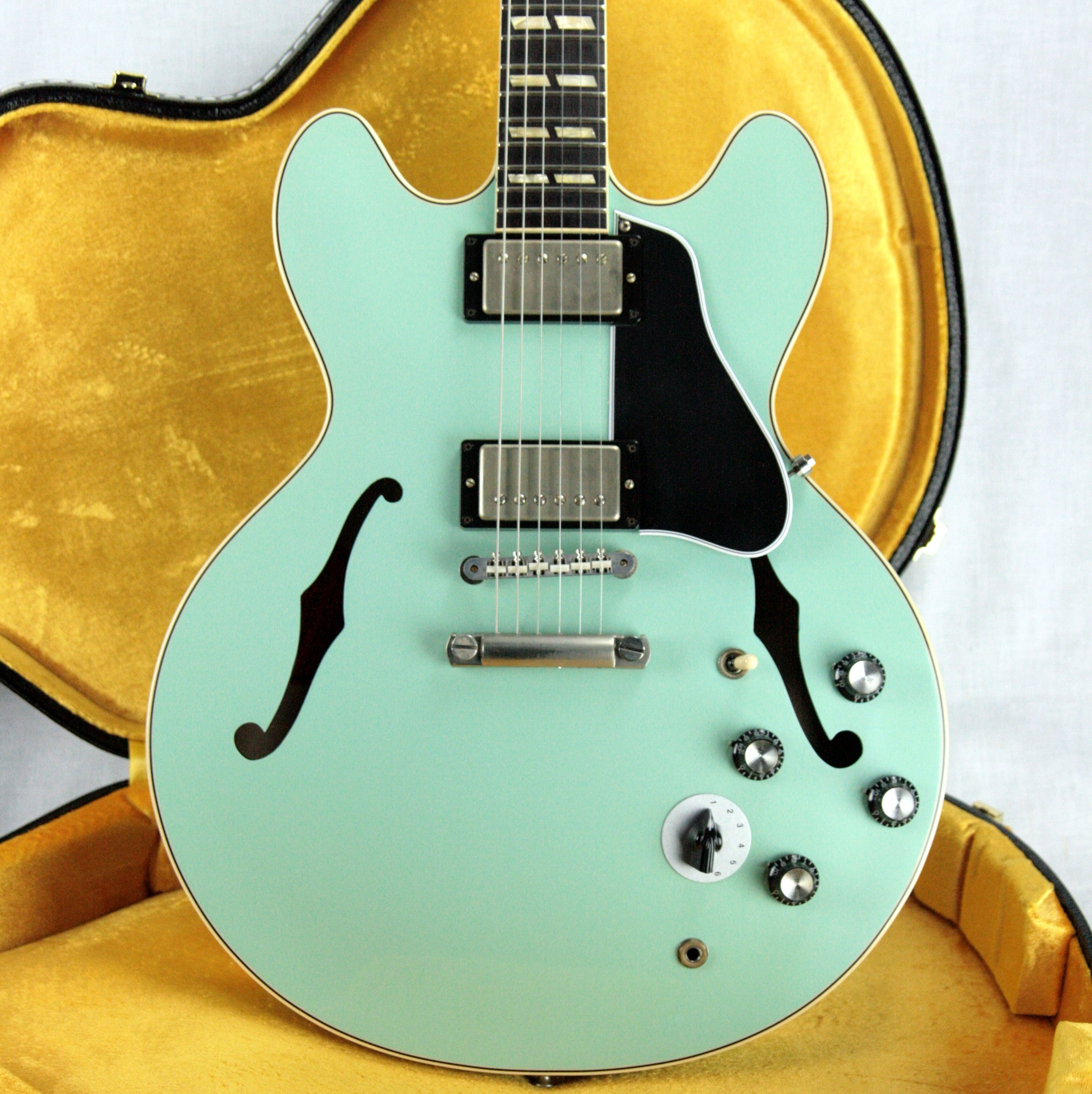 1964 Gibson ES-345 Sea Foam Green VOS! 2017 Memphis Reissue LTD 50 Made! 335 355