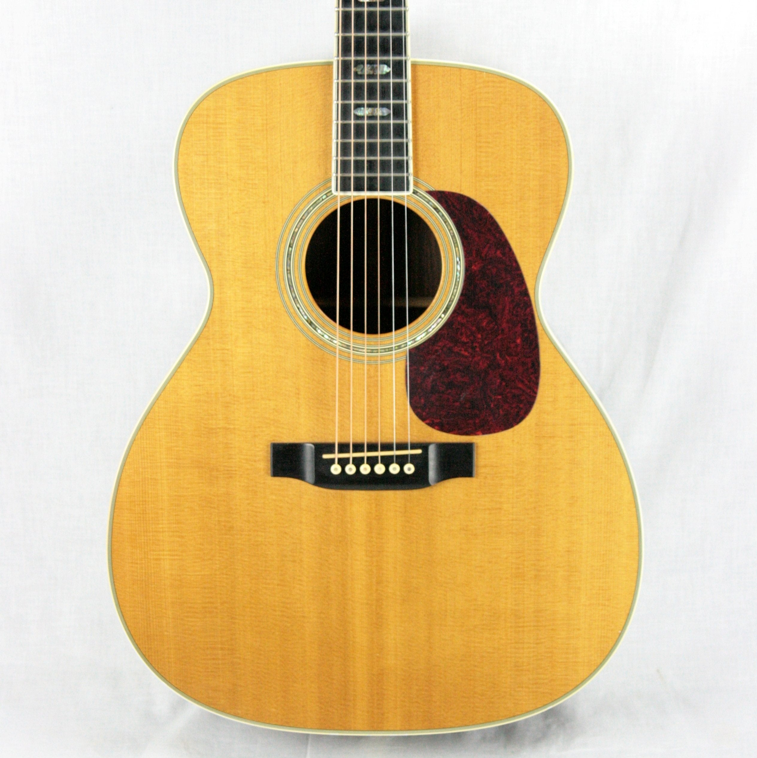 1997 Martin J-40 Acoustic Jumbo Guitar! Spruce Top Rosewood Back/Sides Player Grade!