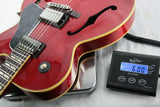 2016 Gibson Memphis ES-275 Cherry Red Archtop Electric Guitar! 335 175 345