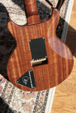 2017 PRS Santana Retro PRIVATE STOCK! Salmon African Blackwood! Paul Reed Smith INCREDIBLE TOP!