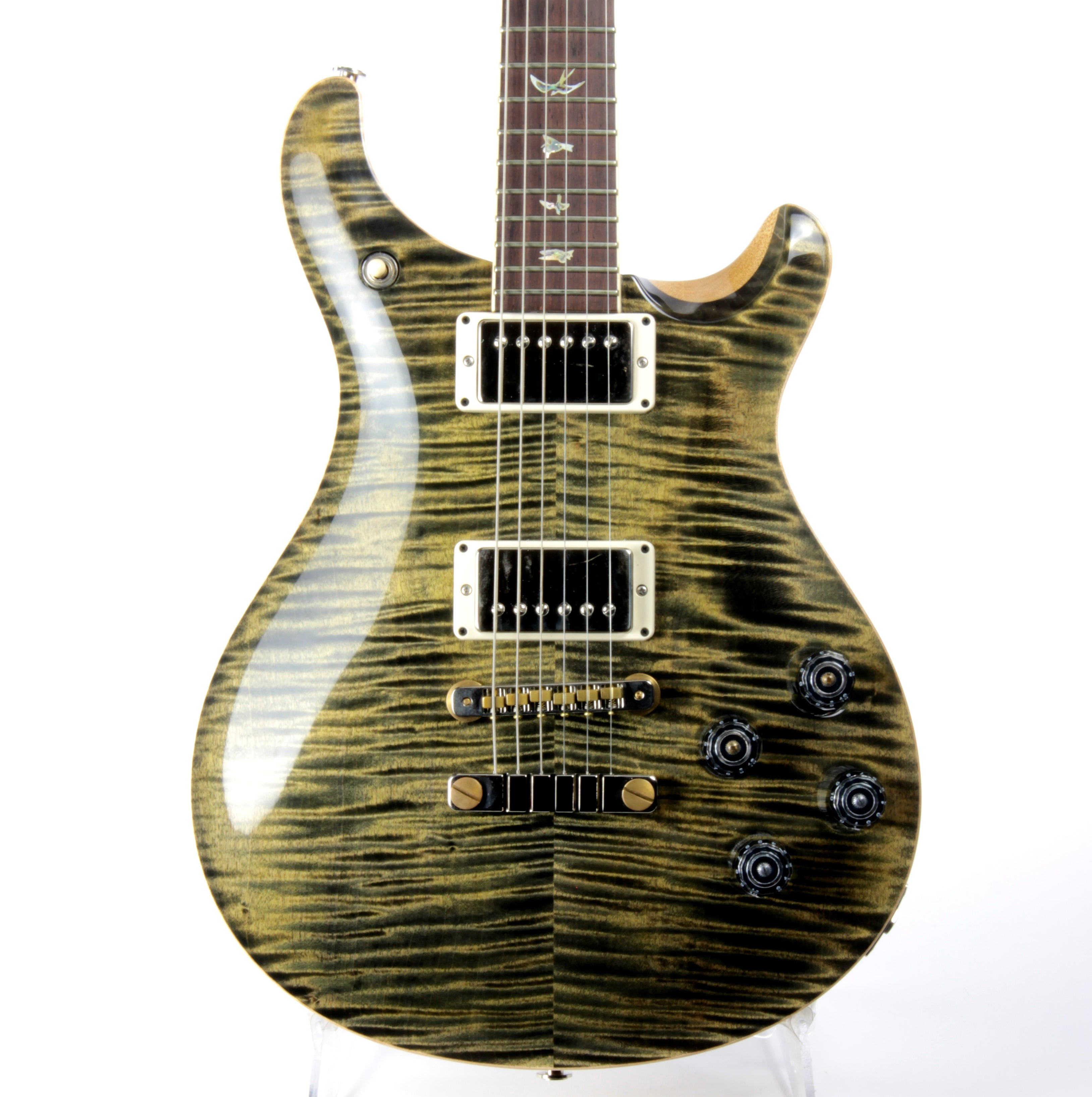 PRS McCarty 594 LTD Wood Library 10 Top BRAZILIAN ROSEWOOD Paul Reed Smith Korina Obsidian