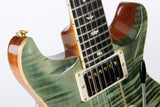 MINT 2019 PRS Santana Retro 10 Top Trampas Green Paul Reed Smith 58/15