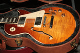 2016 Gibson ES Les Paul Figured Faded Light Burst! ES-335 meets LP! Memphis