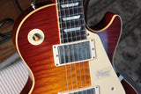 2018 Gibson 1959 Les Paul Historic Reissue! R9 59 RED PINE BURST Custom Shop TH Spec