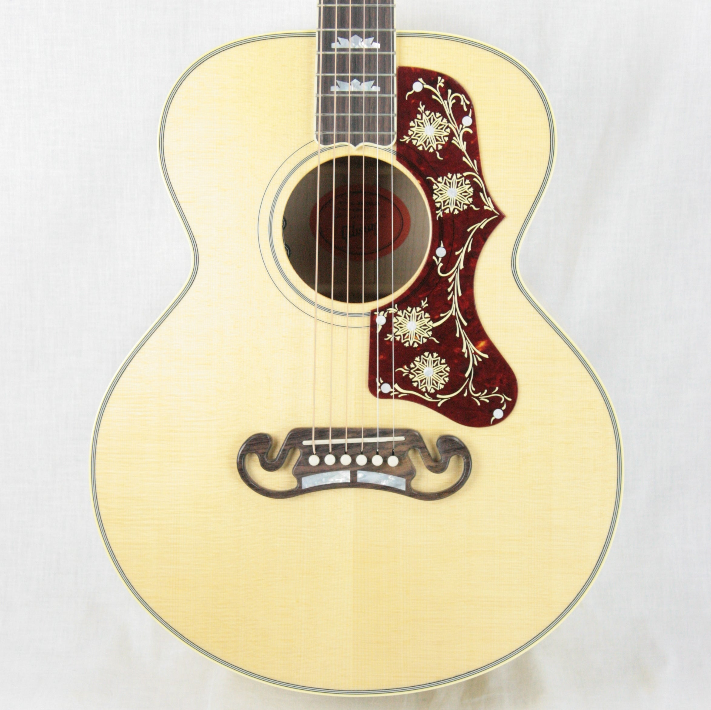 2018 Gibson Custom Shop J-200 Parlor! Limited Edition Acoustic Guitar! SJ200 Small! Maple Flame