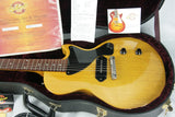 RARE 2002 Gibson 57 KORINA Les Paul Jr. Reissue! 1957 Junior Custom Shop Historic African Limba