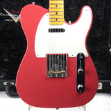 2018 Fender Custom Shop 1955 Telecaster WW10 Wildwood LTD Relic Ready FIESTA RED
