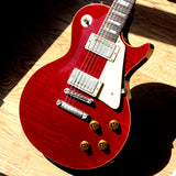 1959 Gibson Les Paul Reissue BRAZILIAN BOARD HISTORIC MAKEOVERS 59 Neck R9